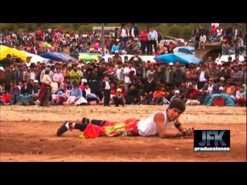 DANZA DE TIJERAS - HUANCAVELICA PERU