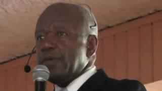 VIDEO: De Jerusalem a Port-au-Prince, l'Haitien est-il Juif, Pasteur Charles-Henri Pierre (# 2)