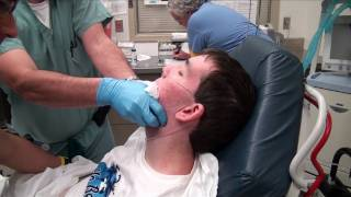 Reducing the Dislocated Jaw