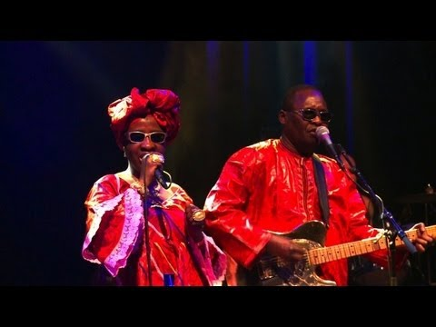 Amadou and Mariam, Malian music gone global