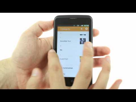 Firefox OS: hands-on