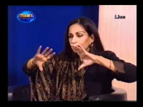 Qassim Afzal 2001 Politics Pakistan Sherry Rehman Prime TV .mpg