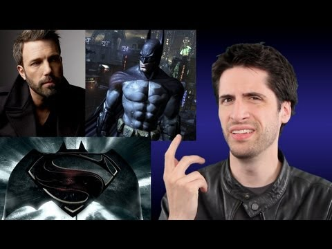 Ben Affleck is Batman in Man of Steel 2!