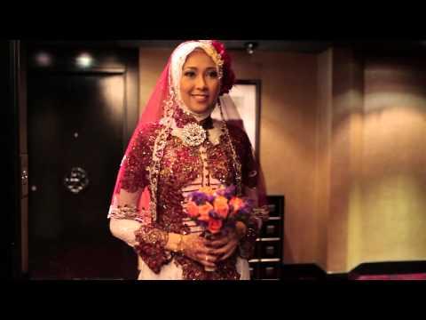 D' Grand Royal Malay Wedding Solemnization Of Ar Romanzo & Effi K video