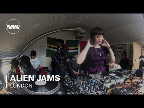 Alien Jams Boiler Room DJ Set