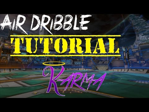 Air Dribble Tutorial - Ground & Wall