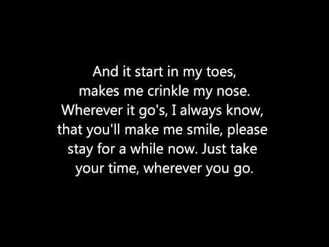 Bubbly - Colbie Caillat Lyrics video