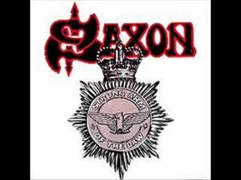 Saxon - Strong Arm Of The Law