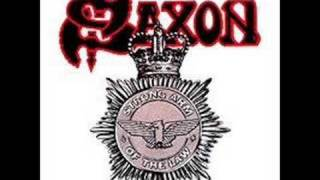 Watch Saxon Strong Arm Of The Law video