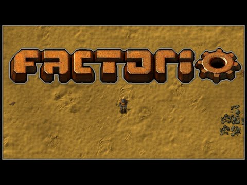 Factorio Tutorial / Quick Start Guide - Episode 1
