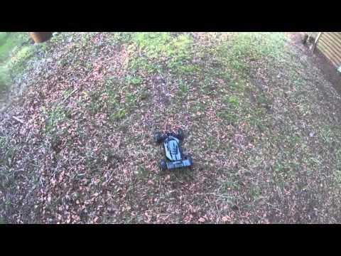 ARRMA Typhon 4S Bashing RC 1/8 Buggy
