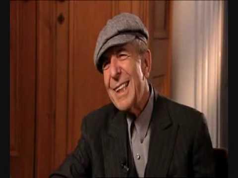 Leonard Cohen on