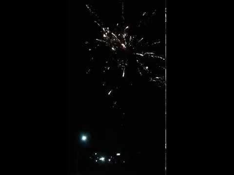 Kembang Api Malam Takbir Idul Fitri 2016 Di Kembangan Part 2