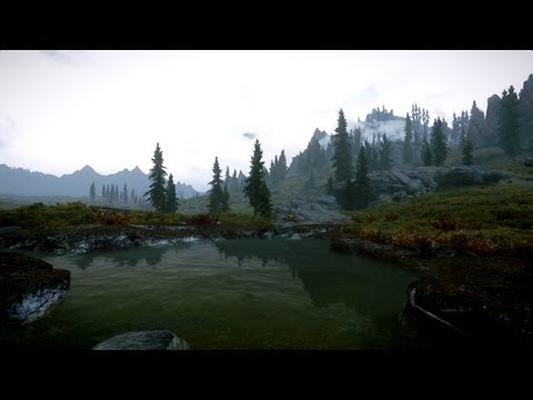 [Skyrim] Beautiful Landscapes Vol.2 (1080p)