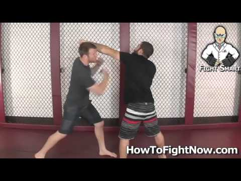How To Dodge Punches - Trav's Head Movement Training - Learn How To Slip a Punch and Counter Punch Image 1