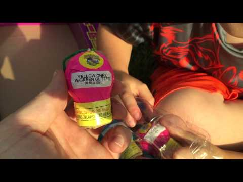 Artillery Shells Unboxing 4th of July 2015