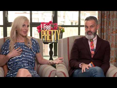 I Feel Pretty Interview With Marc Silverstein & Abby Kohn - Co-Directors / Co-Writers