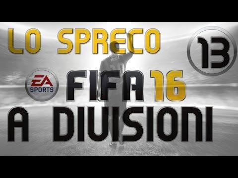 Fifa 16 Ultimate Team Gameplay ITA Walkthrough #13 - Lo Spreco - PS4 Xbox One Pc