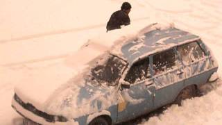 snow cleaning.AVI