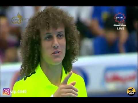 Omar Abdulrahman vs David Luiz - 2016