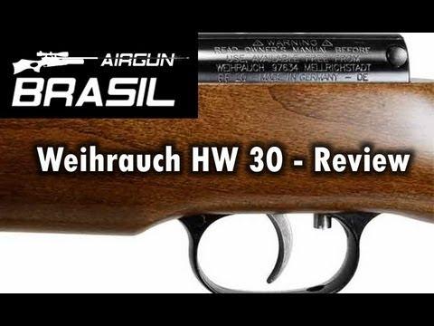 Review Weihrauch HW 30