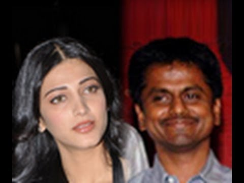 Murugadoss & Shruti to team up again