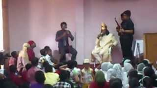 A MEANINGFUL FUNNY SKIT BY YOUTH OF FGC METRO WORSHIP CENTER, TAGORE GARDEN