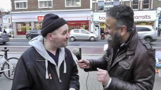 'British Man Converts to Islam' Week After Conversion