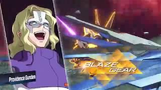 GUNDAM VERSUS: Gundam SEED | Character Trailer