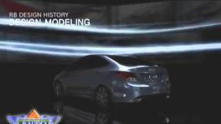 Hyundai Introduces Concept RB at 2010 Moscow International Motor Show.flv