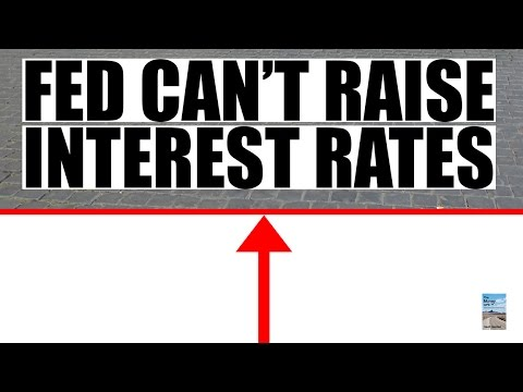 Janet Yellen Admits Fed CAN'T Raise Interest Rates! Stock Market Hits 2016 High!