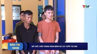 Chùm tin an ninh Thanh Hóa ngày 17/10/2018   Truyền hình Thanh Hóa TTV
