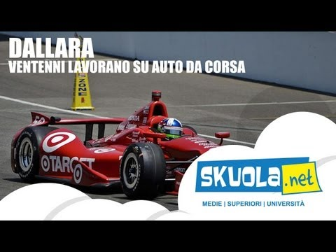 Dallara, imparare sulle auto da corsa