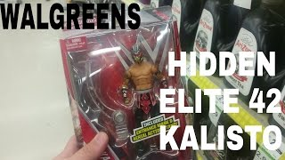 HIDDEN ELITE 42 KALISTO AT WALGREENS???