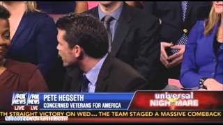 Pete Hegseth destroys Jehmu Green -