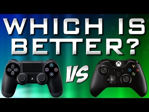 PS4 vs Xbox One - Which is Better?  (Xbox One vs PS4 Review)
