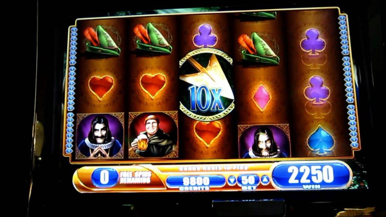 slot machine bonus wins 2012