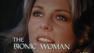 The Bionic Woman - Opening Theme - short version