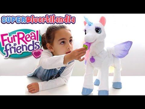 Starlily, el Unicornio Mágico de FurReal Friends - Star Lily Magical Unicorn