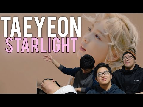 "TAEYEON FANBOYS REACT TO ""STARLIGHT"" MV (ft. DEAN)"