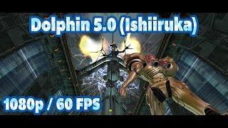 [60 FPS] Dolphin 5.0 (Ishiiruka) Metroid Prime (Widescreen Hud Mod) [1080p HD] | Nintendo GameCube