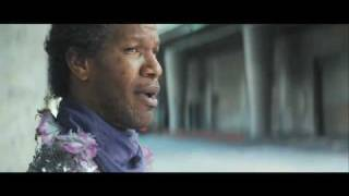 The Soloist movie trailer with Jamie Foxx and Robert Downey Jr - Waterstone's