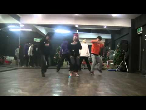 Infinite - Btd (before The Dawn) Mirrored Dance Practice video