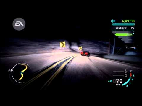 Need For Speed Carbon Online Canyon Duel Game Play Trailer