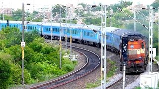 2 in 1 !  The Fastest Train between PUNE Secunderabad Shatabdi express
