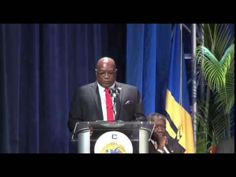 Prime Minister Dr. Timothy Harris Delivers at 36TH CARICOM Summit in Barbados