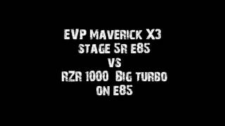 EVP Maverick X3 Stage 5R at Camp RZR 2016