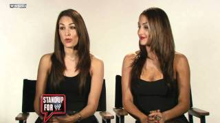WWE Superstars and Divas Stand Up for WWE(HD)