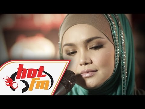 SITI NURHALIZA - YA RASULULLAH (LIVE) - Akustik Hot - #HotTV