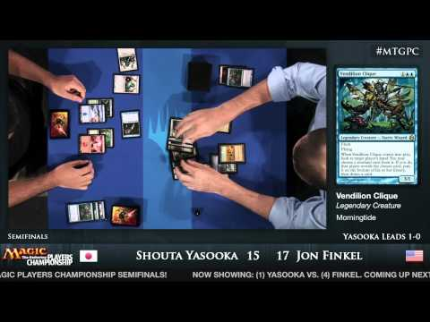 2012 Players Championship Semifinals: Shouta Yasooka vs. Jon Finkel
